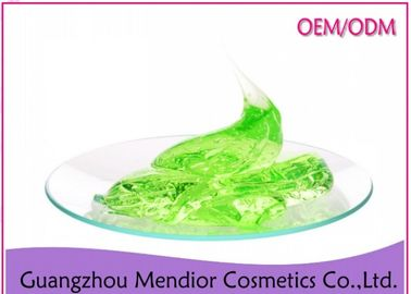 Green Tea Face Mask For Fresh Skin , Oil Control Hydrating Face Mask Sheet
