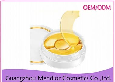 Pure Gold Aqua Gel Collagen Eye Pads , Anti Aging Under Eye Patches For Wrinkles
