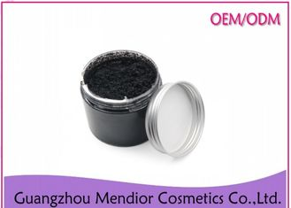 Bamboo Charcoal Natural Body Scrub For Detox / Exfoliating 200G Weight