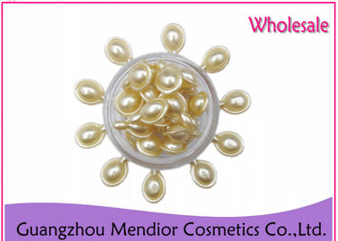 Gorgonian Plants Essence Ceramide Face Capsules Moisturizing Pearl Colors
