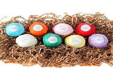 Organic Lush Spa Bath Fizz Balls For Women , Mom , Girls And Teens