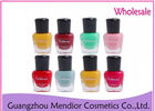 Vitamin Lacquer Natural Gel Nail Polish Odourless Strawberry Eco Friendly