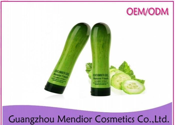 Smooth Brightening Natural Face Masks Cucumber Face Mask For Sensitive Skin