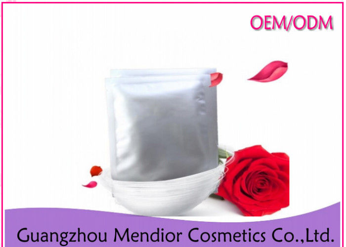 Rose Silk Protein Natural Organic Face Mask , Whitening Face Mask Pack