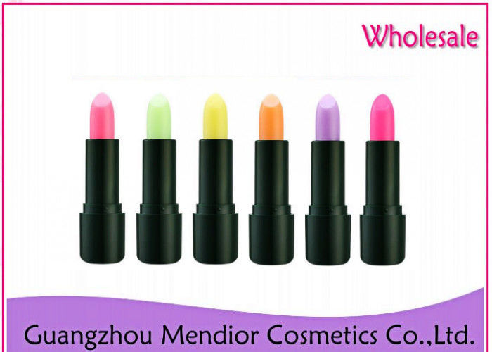 Fruit Relieving Long Lasting Organic Lipstick , Female Moisturizing Lip Balm