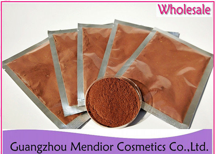 Anti Aging Powder Face Mask For Normal Skin Coffee Scent With Antioxidants