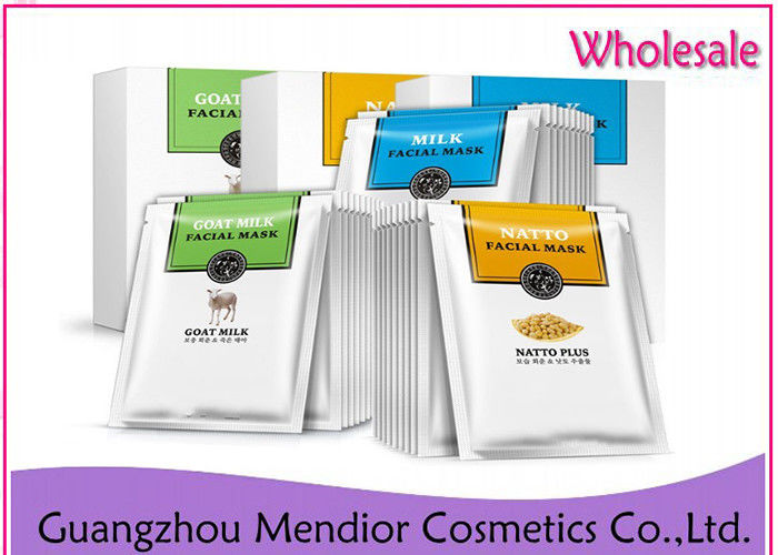 Milk Facial Essence Natural Face Masks Hydration Nourishes For Combination Skin