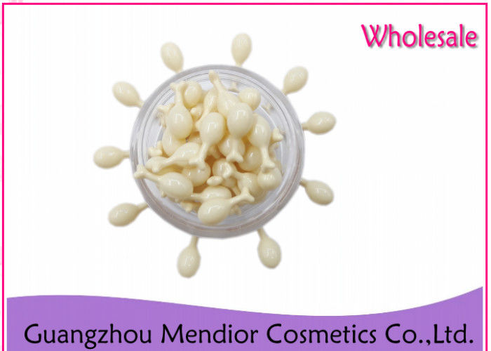 Plant Collagen Essence Face Serum Capsules Firmming Moisturizing Pear Color