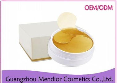 China Pure Gold Vitamin C Eye Patches , Hyaluronic Acid Eye Mask To Reduce Puffy Eyes factory