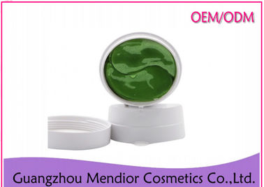 China Hydrogel Tightening Eye Patch Mask Collagen Crystal Green Seaweed Nourishing factory