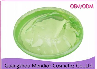 China Sleeping Aloe Vera Face Mask For Skin Repair , Smooth Gel Gentle Face Mask factory