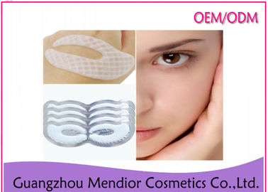 China Butterfly Crystal Collagen White Eye Patch Mask 6 G For Removing Fat Granules factory