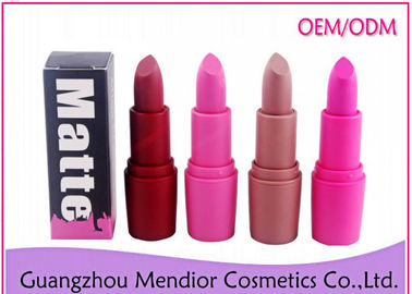 China Miss Rose Seed Oil 24 Hour Lipstick Without Chemicals Nude Matte For Party factory