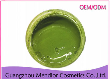 China Oxygen Carbonated  Natural Face Masks Green Tea Bubble Clay Deep Cleaning factory