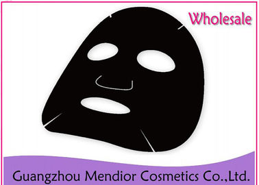China Black Natural Face Masks Bamboo Charcoal Ingredients Deep Cleansing OEM / ODM factory