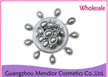 China Silver Foil EGF Ceramide Face Capsules For Anti aging / Firmming / Black Circle factory