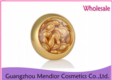 China Snail Essence Ceramide Face Capsules 24K Gold Smooth / Moisturizer 1g / Pc factory